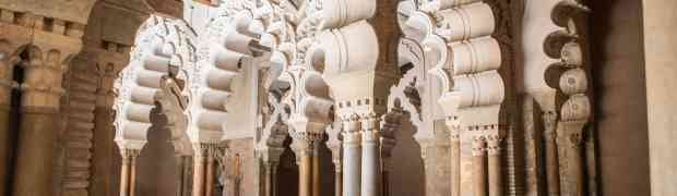Palacio de la Aljafería - Zaragoza - Aragón - España